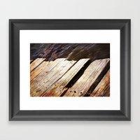 Bayou LaBatre3 Framed Art Print