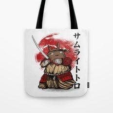 Totosamurai Tote Bag