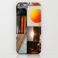 iPhone & iPod Case featuring Orange by AntWoman