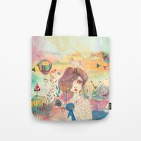Second Tote Bag