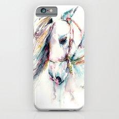 Fantasy white horse Slim Case iPhone 6s