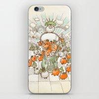 Salsacrifice! iPhone & iPod Skin