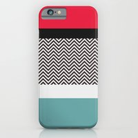 iPhone & iPod Case featuring Pattern Uno by farsidian