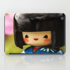 Kokeshi Love iPad Case