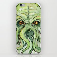 Cthulhu iPhone & iPod Skin