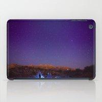 Exploring the night iPad Case