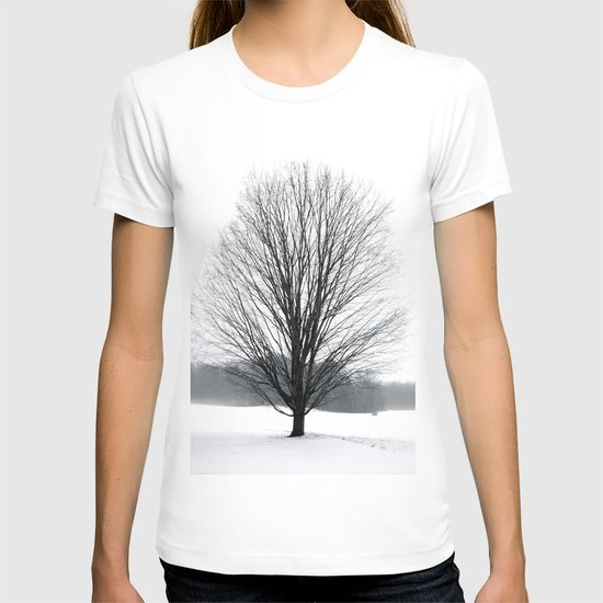 A Cold Winters Fog T-shirt