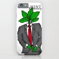 Mint Romney iPhone 6 Slim Case