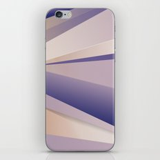Purple Glam iPhone & iPod Skin