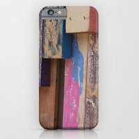 Paint Sticks iPhone 6 Slim Case