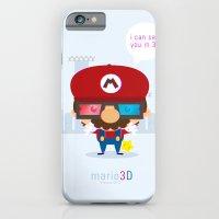 Mario 3d iPhone 6 Slim Case