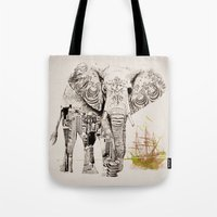 Tattoo Me Tote Bag
