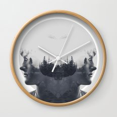 we used to wait Wall Clock