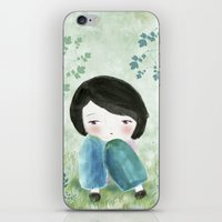 Nature, My Soul iPhone & iPod Skin