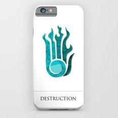 destruction iPhone 6 Slim Case