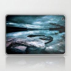 magical mountain lake Laptop & iPad Skin