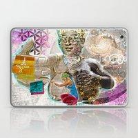Namaste °Note To The Mo… Laptop & iPad Skin