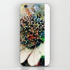 Floral Mosaic iPhone & iPod Skin