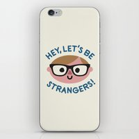 Best Friends For Never iPhone & iPod Skin