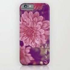 P.S. I Love You iPhone 6s Slim Case