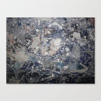 ICE COLD Canvas Print