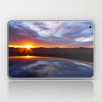 'Prarie Sunrise' Laptop & iPad Skin