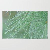 Pine Needles Rug