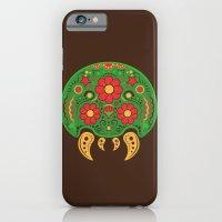 Dios De Los Metroids iPhone 6 Slim Case
