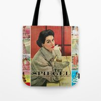 1953 Fall/Winter Catalog Tote Bag