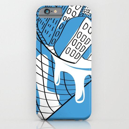 Snowy City iPhone & iPod Case