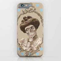 Madame Skull iPhone 6 Slim Case