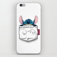 imPortable Stitch... iPhone & iPod Skin