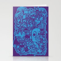 All Day Doodle Stationery Cards