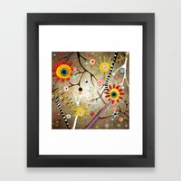 I Was Lost, Then I Found… Framed Art Print