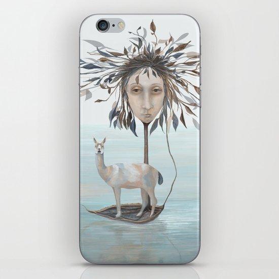The Leaf Boatman iPhone & iPod Skin