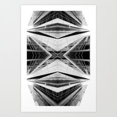 The Reflected Architype Art Print