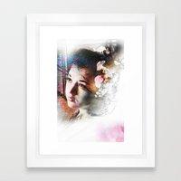 Ialmostknewyou Framed Art Print