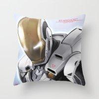 MARK 39 Throw Pillow