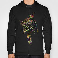 Peace dream cather Hoody