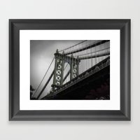 New York in 20 pics - Pic 4. Framed Art Print