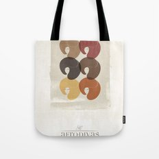 The Afro Divas Tote Bag