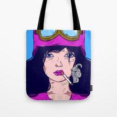 Dangerous Girls - Biker Tote Bag