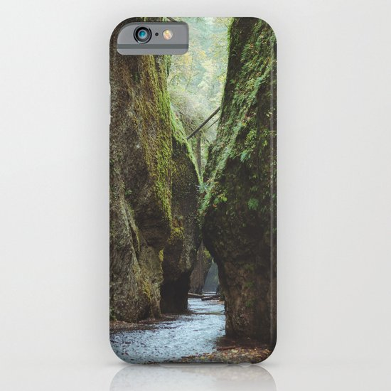 Oneonta Gorge iPhone & iPod Case