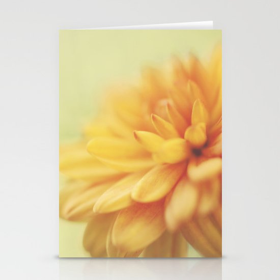 Dreamsicle Stationery Card