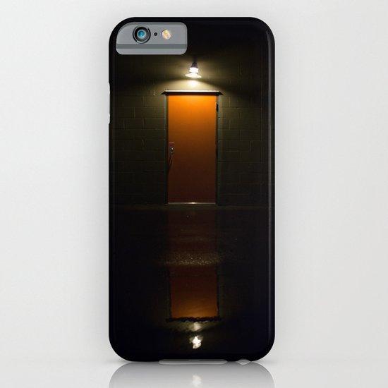 Orange Door iPhone & iPod Case