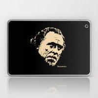 Bukowski#! Laptop & iPad Skin