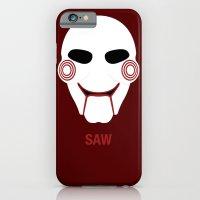 iPhone & iPod Case featuring SAW by Alejandro de Antonio Fernández