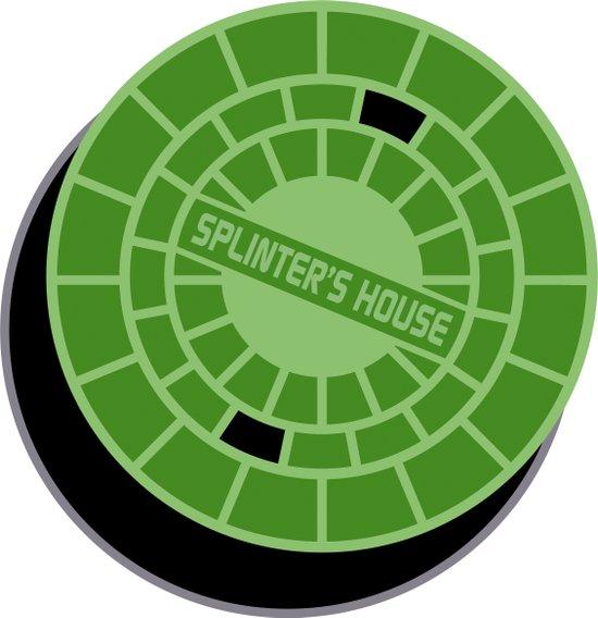 Splinter's house Art Print
