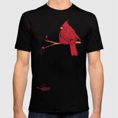 Cardinal Sin SMALL Mens Fitted Tee Black
