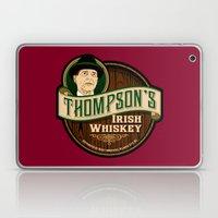 Thompson's Irish Whiskey Laptop & iPad Skin